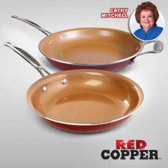 Red Copper 24cm y 28cm
