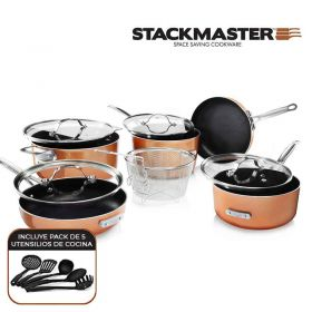 Batería Cocina Stackmaster
